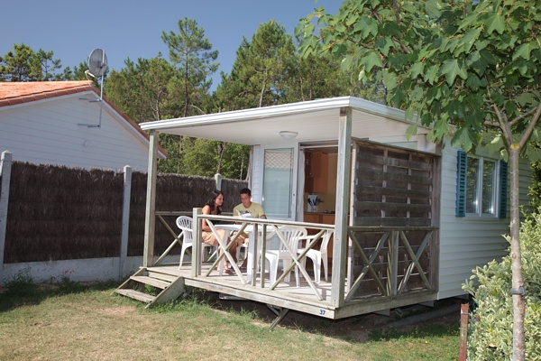 Mobil home confort de saint jean de monts