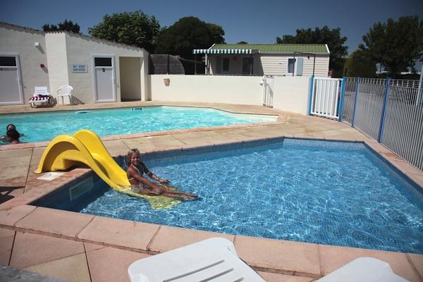 Camping avec piscine chauff e saint jean de monts for Piscine st jean de mont