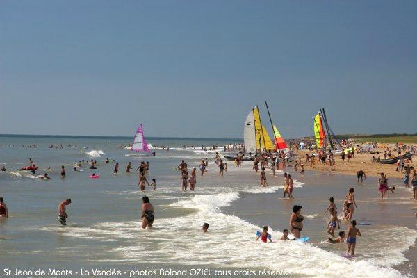 Activités nautiques à Saint Jean de Monts