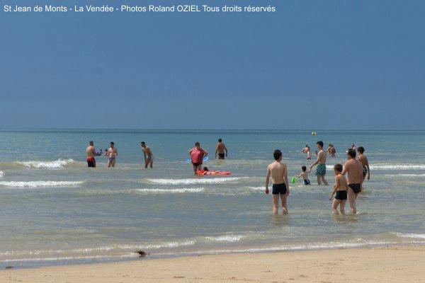 Belles plages et baignade