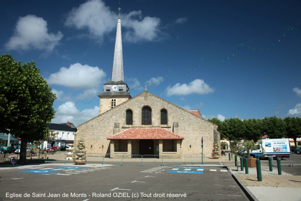 Eglise de Saint Jean de Monts
