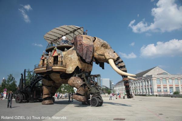 Les Machines de l'Ile à Nantes