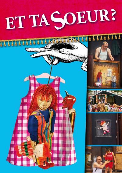 Spectacle de marionnettes à Saint Jean de Monts