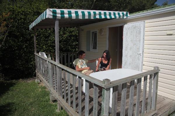 Un camping vraiment calme en Vendée au bord de le mer