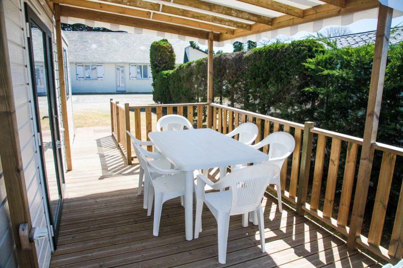 terrasse mobil-home pmr handicapé camping saint jean de monts