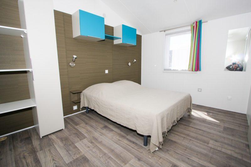 chambre mobil-home pmr handicapé camping saint jean de monts