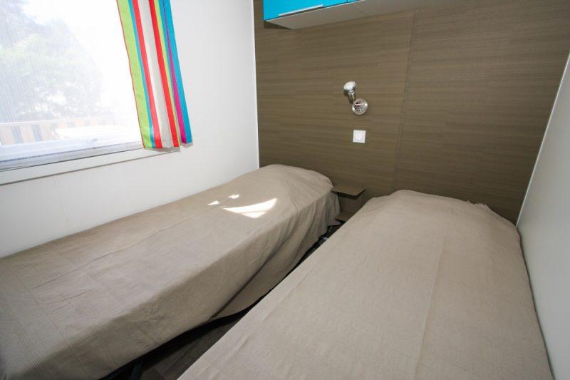 chambre enfants mobil-home pmr handicapé camping saint jean de monts